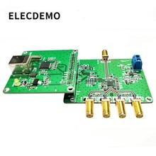 وحدة ADF4355 وحدة حلقة مغلقة المرحلة PLL RF مصدر إشارة آلة الشبكة الرسمية 54 M 6.8G وظيفة لوحة التجريبي