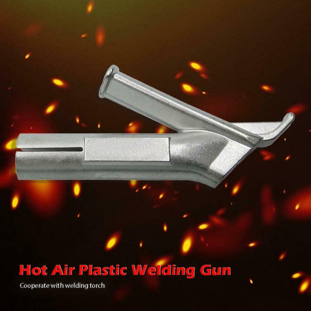5mm Portable Mouth Triangle Torch Tip Universal Welding Nozzle Soldering Floor Tool For PVC Plastic Stainless Steel Durable