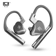 KZ E10 TWS Bluetooth 5.0 Audio Music Wireless 4BA+1DD Hybrid 5 Driver Earphone IEM Sports HIFI AptX Apt X SBC CVC DSP Microphone