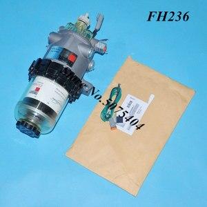 Топливный сепаратор воды с нагревателем FH236/Fh235 дизельный топливный фильтр в сборке дизельный двигатель фильтрация топлива системы