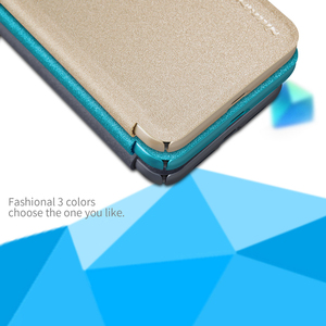 Image 5 - For シャオ mi mi CC9 mi A3 フリップ革ケース Nillkin スパークルシリーズハードプラスチック PU 電話カバーシャオ For mi mi CC 9e ケース