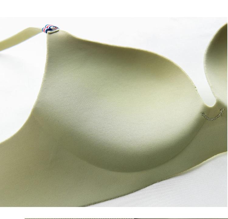 CINOON Fashion Sexy Bras for Women Push Up Lingerie Seamless Bra Bralette Wire Free Brassiere Female Underwear Intimates (20)