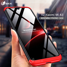 GKK 3 in 1 Case For Xiaomi Mi A3 Case Full Protection Anti-k