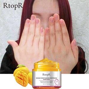 RtopR Mango Hand Mask Hand Wax