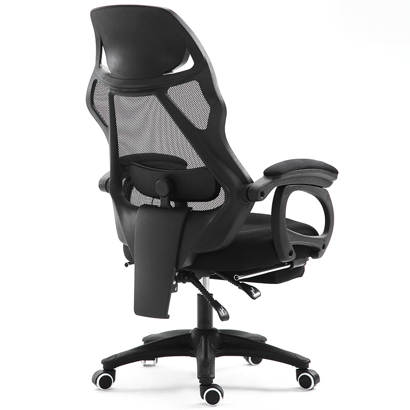 High Quality Nx-990 Esports Live Office Chair Can Lie Wheel Massage Ergonomics With Footrest Rotate Household Chair