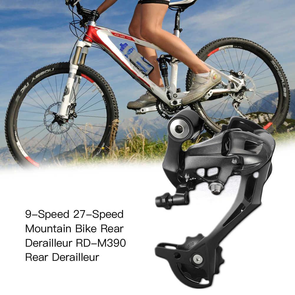 RD-M390 para shimano acera desviador traseiro 7 8 9 velocidade mtb bicicleta desviador transmissão