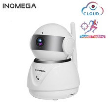 INQMEGA 1080P Wifi Camera Cloud Wireless IP Camera Reverse-Call  AI Auto Tracking Indoor Home Security Surveillance CCTV Network