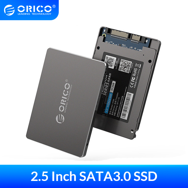 オリコ2.5インチsata ssd 128ギガバイト256ギガバイト512ギガバイト1テラバイトssd 1テラバイト内部ソリッドステートディスク2.5 ssd sataデスクトップノートpc用