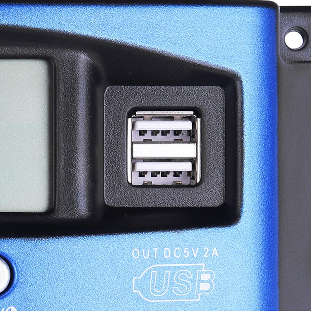 MPPT 30/40/50/60/100A Solar Laderegler Dual USB 5V Ausgang LCD Display 12V 24V Auto Solarzelle Panel Ladegerät Regler