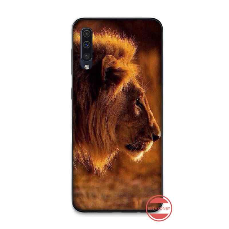 Sư Tử Vua Lắp Pumba Ốp Lưng Điện Thoại Samsung Galaxy M10 20 30 40 50 70 71 6S a2 A6 A9 2018 J7 Core Plus Ngôi Sao S10 5G C8