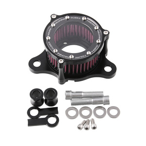 Image 5 - Motorcycle Air Filter Air Cleaner Kit CNC Intake System For Harley Sportster XL 883 XL1200 1992 1993 2016