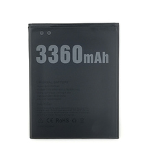 NEW Original 3360mAh BAT17603360 battery for DOOGEE x10 High Quality Battery+Tracking Number