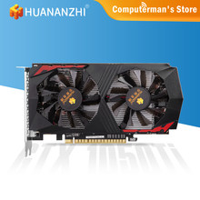HUANANZHI-tarjeta de vídeo GTX 1050TI 4G, GPU, NVIDIA, GTX 1050TI, 4G, GDDR5, tarjetas gráficas para PC, mapa de Juegos de ordenador de escritorio, PCI-E X16