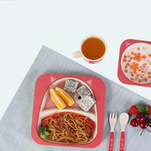 Набор детской посуды 5 шт/компл Обучающие блюда для кормления
