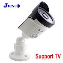 CCTV מצלמה 1080P תמיכה עבור טלוויזיה CVBS חיצוני עמיד למים אבטחת מעקב בחדות גבוהה אינפרא אדום ראיית לילה בית מצלמה