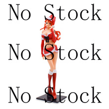 25 cm Anime One Piece Christmas Nami PVC Action Figure Doll Collectible Model Baby Toy Christmas Gift For Children [funny] original box 28cm game over watch azrael black death reaper ripper action figure collectible model doll toy kids gift