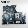 Материнская плата для ноутбука Lenovo Y580 GTX-660M GTX660M GTX-660 GTX660 2 ГБ 2G QIWY4 LA-8002P HM76 материнская плата для ноутбука