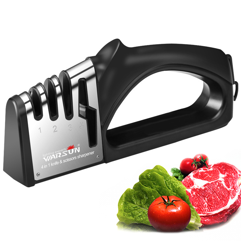 Kitchen Knife Sharpener Manual title=