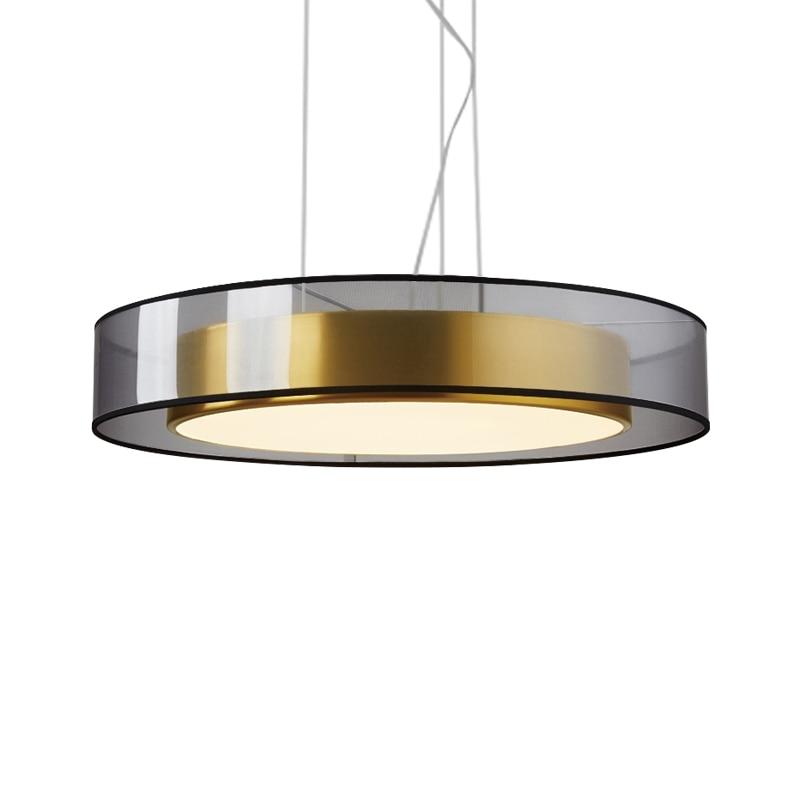 lowest price modern Black White Gold Monkey Lamp Pendant Lights Art Parlor hanging lamp for Study Room Led Lights lustre With E27 Led Bulb