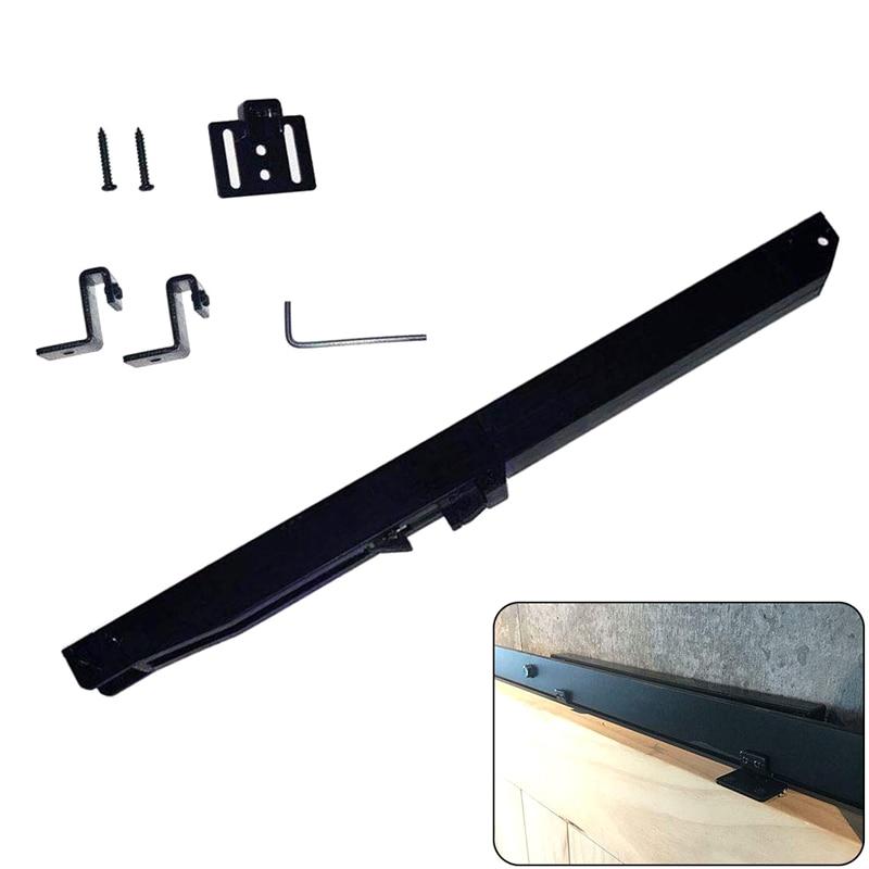 Soft Close Mechanism Buffer Damper Sliding Barn Door Hardware Durable Accessory FAS6