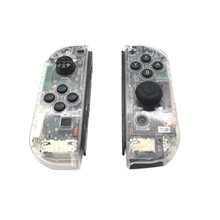 Behuizing Shell Transparante Case Cover Voor Nintend Schakelaar Ns Controller Joy-Con(China)