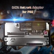 Karta sieciowa elementy do konsoli do gier SATA/IDE PS2 lekka gra 2.5/3.5 cala SATA Adapter HDD