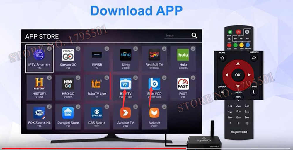 Superbox S1 Pro 6k Iptv Smart Android Tv Box 2g 16gb 1000 North American Us Canada Free Live Tv Channels No Subscription Fee Set Top Boxes Aliexpress
