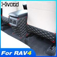 עבור טויוטה Rav4 2019 2020 אביזרי רכב מושב אחורי אנטי בעיטת מחצלת הגנת משטח נקי פנים קישוט אנטי מלוכלך מחצלת חלקי
