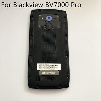 Blackview BV7000 Used Back Frame Shell Case + Camera Glass Lens Loud Speaker For Pro tracking