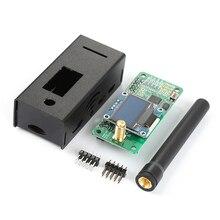 Kit Hotspot Module Parts UHF VHF MMDVM OLED For DMR P25 D-STAR C4FM For Raspberry pi System Fushion 10mW