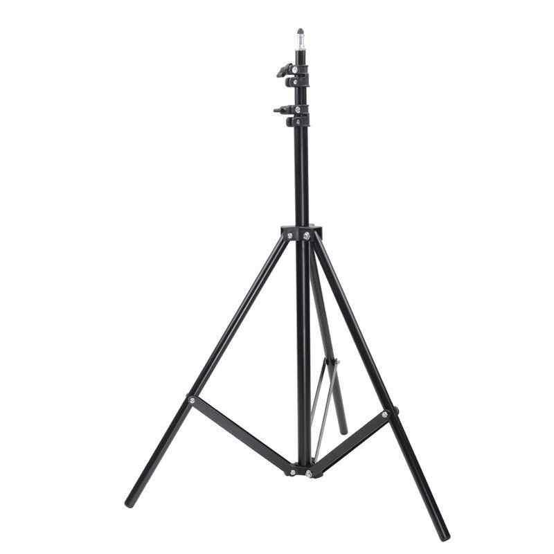 50 70 160 200CM statyw fotograficzny stojaki oświetleniowe Photo Studio Relfectors Softboxes Lights tła zestawy oświetlenia wideo Studio