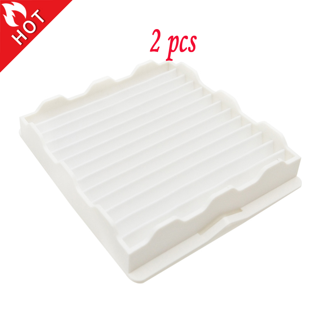 2pc White DJ63-00539A Hepa Filter For Samsung SC41E0 SC4170 SC4180 SC4190 SC5240 SC5250 SC5280 SC5630 SC5670 Filter Parts