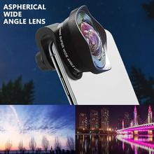 Mobile Phone Wide Angle Lens External 12mm Aspheric No Disto