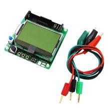 Medidor ESR inductor de 3,7 V, probador multifunción MG328 DIY