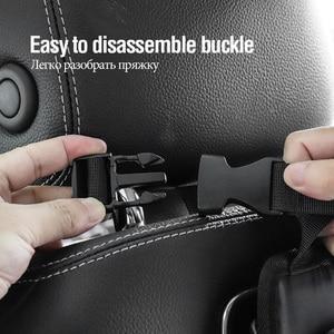 Image 4 - DONQL Fishing Rod Holder For Car Backseat Portable Fishing Pole Tie Straps Rack Universal Bracket Fishing Tackle Tool