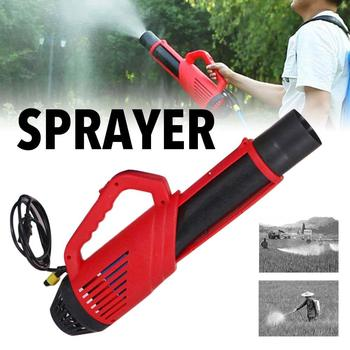 Portable Disinfection Equipment Sprayer Rear Atomizer Machine Electric Blower Public Place Cleaning Supplies