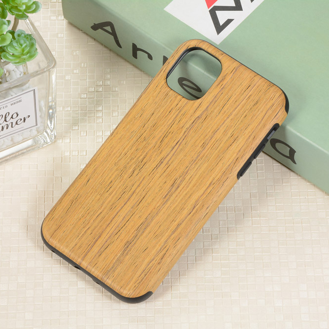 RainMan Retro Wood Case for iPhone 11/11 Pro/11 Pro Max 17