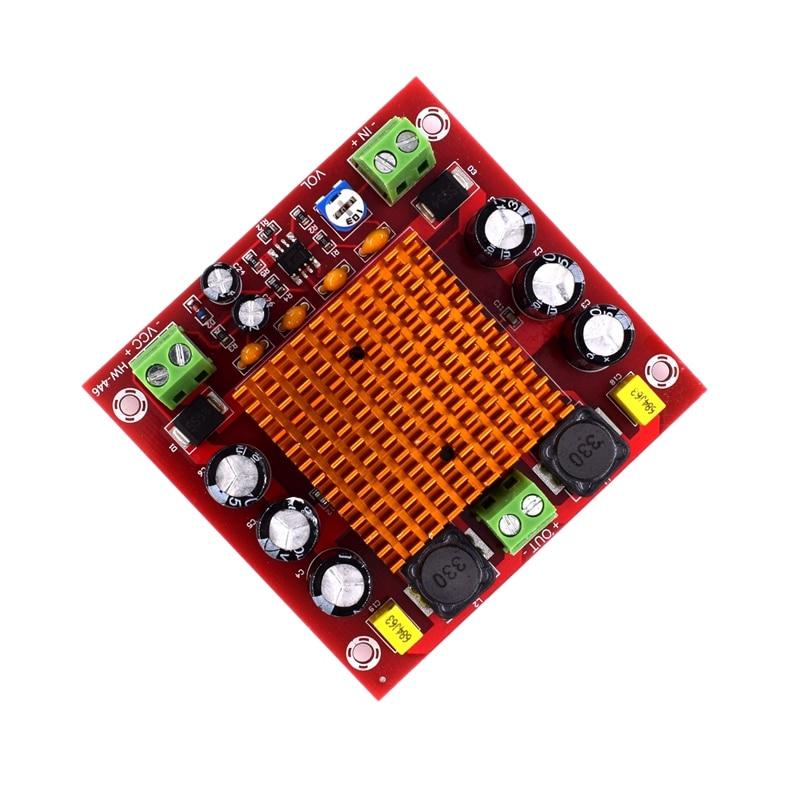 Tüketici Elektroniği'ten Operasyonel Amplifikatör Çipleri'de DC 12V 24V 150W TPA3116DA Mono kanal dijital elektrikli ses yükseltici kartı title=