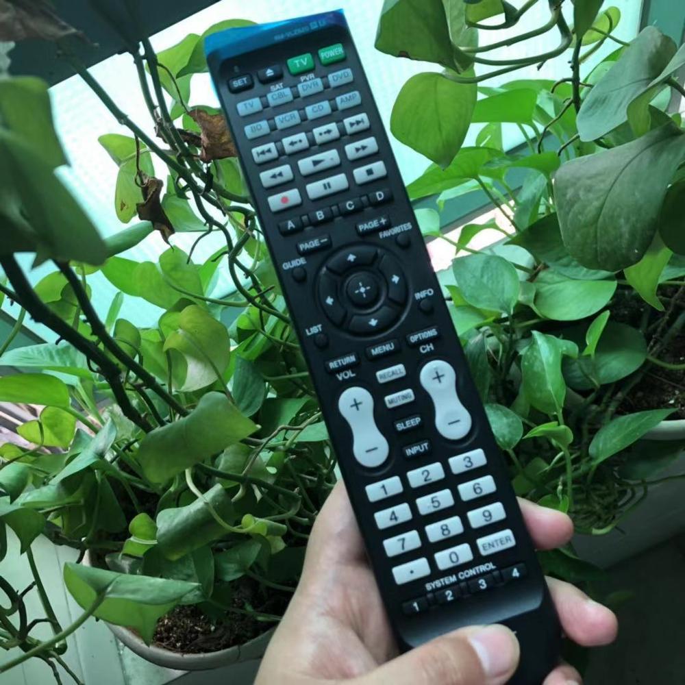 Nuevo Original para sony remote RM-VLZ620 8 dispositivo/componente para sony learning programación control remoto (hecho en INDONESIA) Auto 2/4 Puerta de control remoto de entrada sin llave de bloqueo Central Kit Universal Kit Central remoto de coche cerradura de la puerta sistema de entrada sin llave