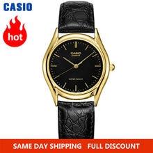Casio часы наручные мужские лучший бренд класса люкс кварцевые