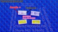 NICHIA retroiluminación LED de 1W, 6V, 4020, blanco frío para retroiluminación LCD LED, NF2W557RT TA de aplicación de TV