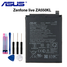 Original ASUS C11P1709 Phone Battery For Asus Zenfone live L1 ZA550KL X00RD 3040mAh asus zenfone live zb553kl
