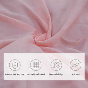 Image 5 - Yimeis Bed Linen Set Solid Color Duvets And Linen sets Washed Cotton Queen Size Bed Sheets Set  BE47025