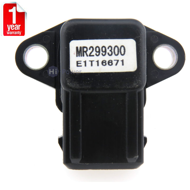 Pressure Sensor E1T16671 MR299300 New Fits For Suzuki Mitsubishi Pajero Montero Sport Challenger Nativa Triton L200 4D56 nativa     - title=