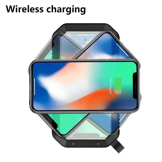 Lit Wireless Solar PowerBank Type C 3