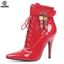 Jialuowei новые женские сексуальные туфли на высоком каблуке