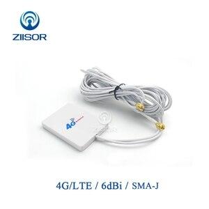 Image 2 - เสาอากาศ Wifi ภายนอก 4G LTE 3G สำหรับ Huawei ZTE TS9 SMA ชาย Aircard Router โมเด็มเสาอากาศ Omni Antena z111 W4GTSJ30 (73X53)