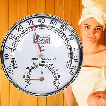 Promocja termometry do sauny higro-termometr tanie i dobre opinie Panel sterowania komputerowego Z pawęży okna Sauna Thermometers Pokoje sauny Sucha para 1 People 11 11 Sale
