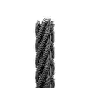 Image 4 - AUDIOSENSE 8 fili 19 Core cavo in rame argentato 3.5mm con connettore MMCX per T180 T260 T300 T800