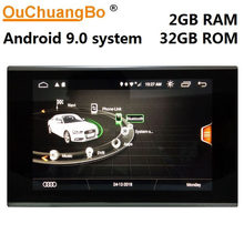 Ouchuangbo Multimedia Radio Recorder Voor A7 A6 C7 2012-2018 Met Android 9.0 Gps Navigatie 8.8 Inch 2 Gb ram 32 Gb Rom(China)